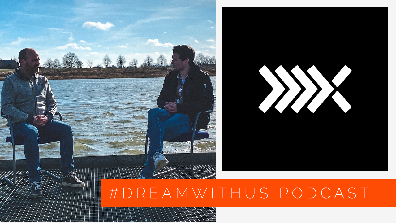 Dream with us podcast – Bob Noten