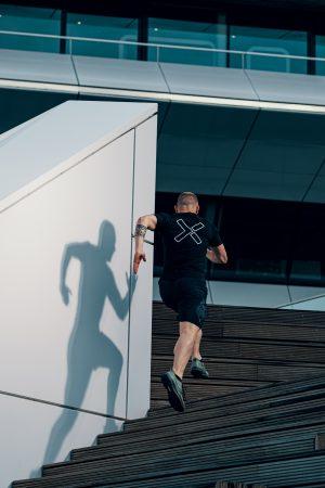 Unisex tee black |  X collection
